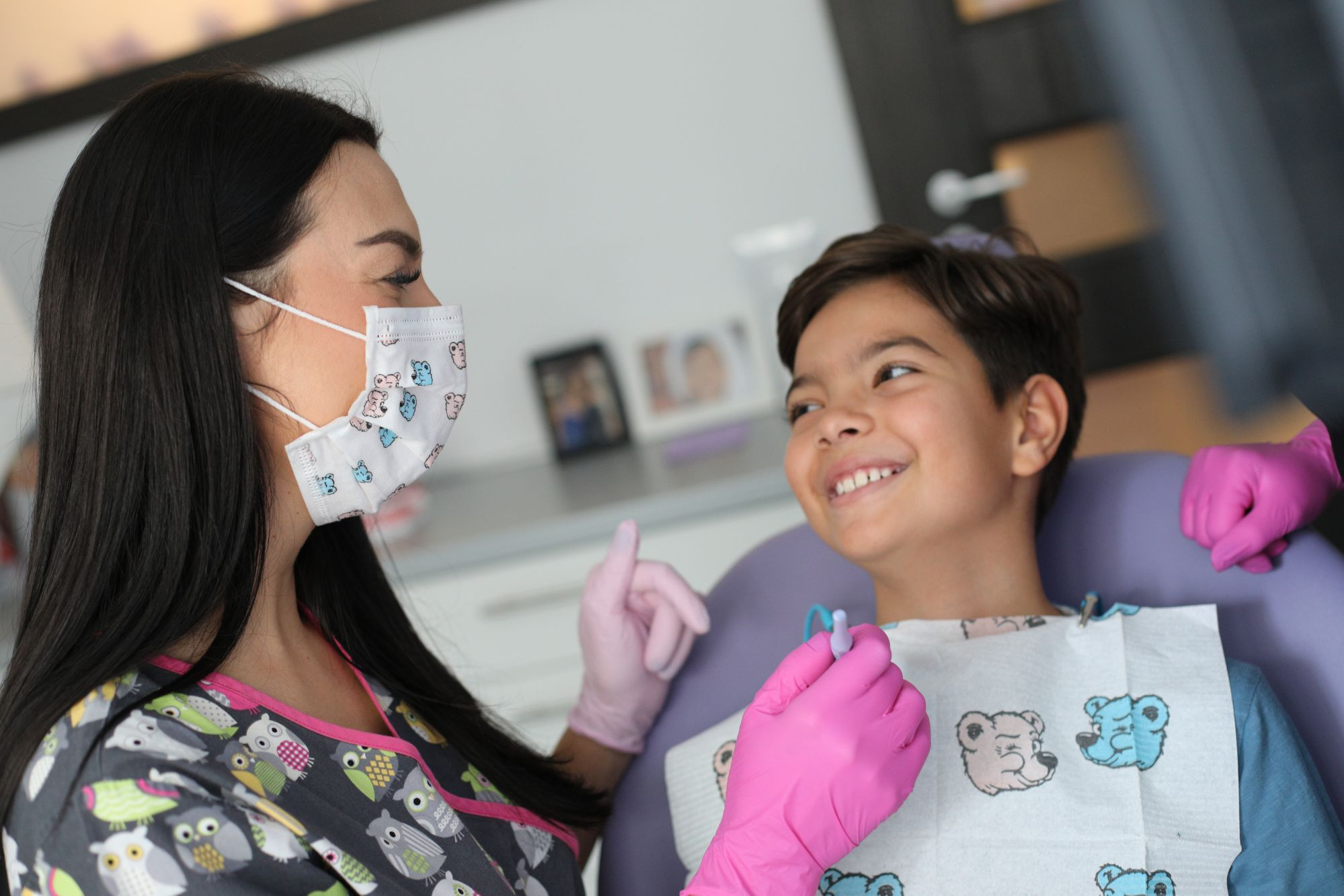 Stomatologie copii sectorul 1. aparate dentare copii.