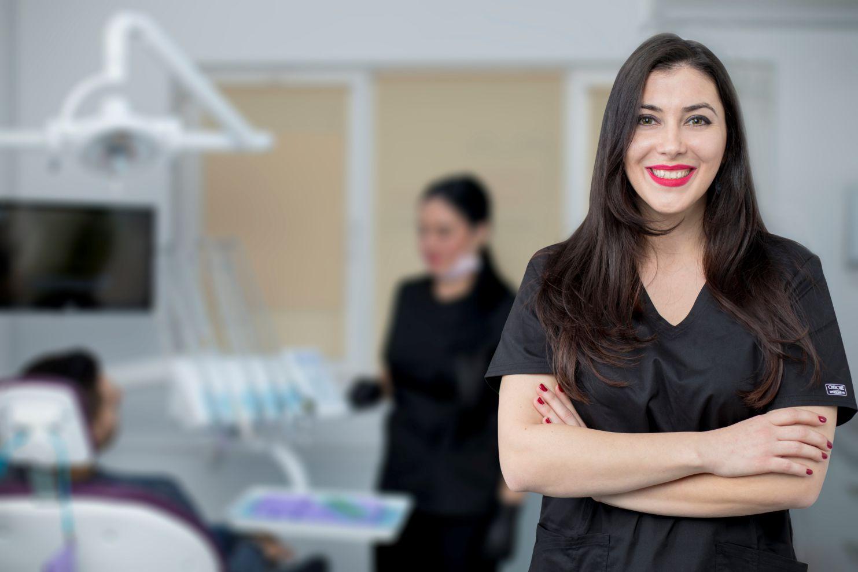 Medic Stomatolog copii si Implant dentar Grigorescu Virginia.